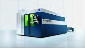 TruLaser 3030, Lasersnijden