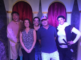 Cast & Crew of The Complete Works of Shakespeare (Abridged)
