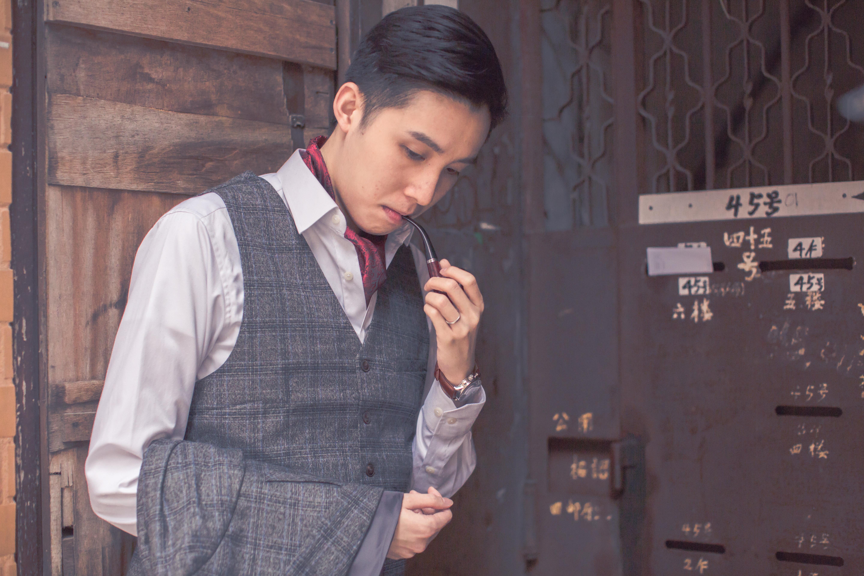 復古西裝租借一天體驗 Vintage Suit 1day Rental