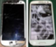 Samsung S3 LCD Broken Dallas