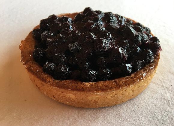 Tarte Myrtilles/Blueberry tart