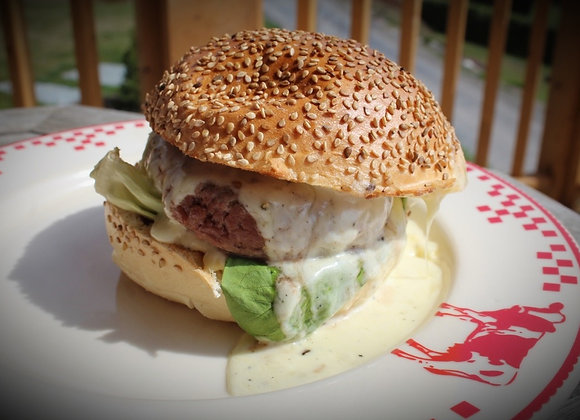SWISS BURGER
