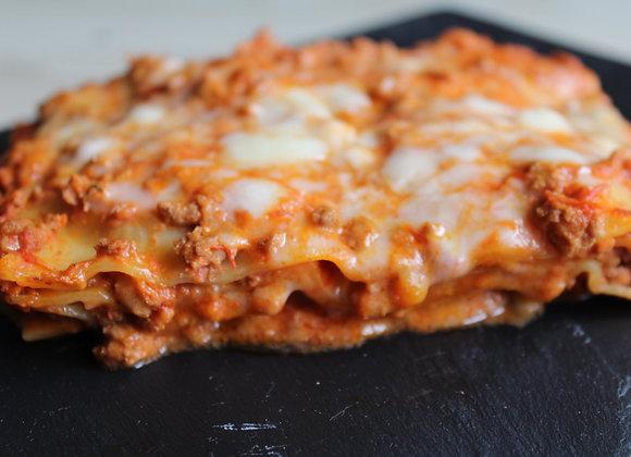 Lasagne Bolognaise à l'ancienne /  personne