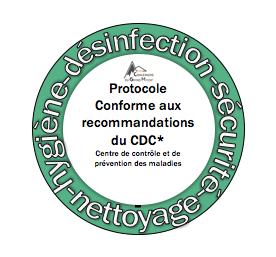 Protocole de conformité COVID 19