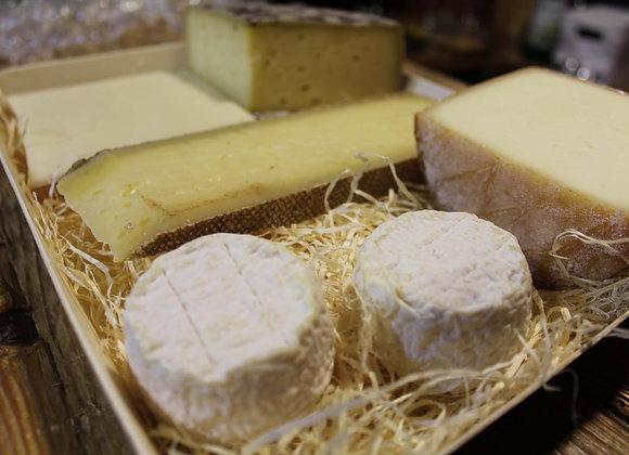 Plateau Dinatoire 5 fromages / personne