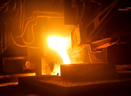 The Steel Outlook in a Declining Far East Economy