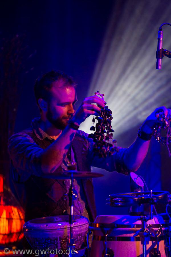Woodstockshow 2013 (Percussions1)