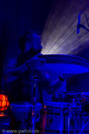 Woodstockshow 2013 -Percussions 2