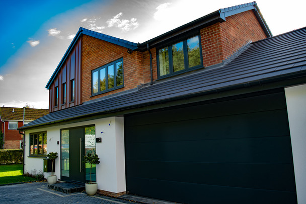 Knutsford Project Complete!