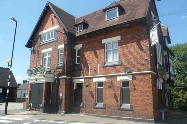 What lies ahead for the Biddulph Arms? Survey work now completed and we will soon be working on the