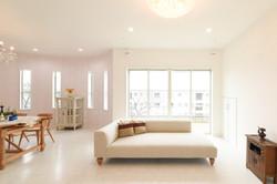 好みを追求した日常をドラマティックに彩る家。
