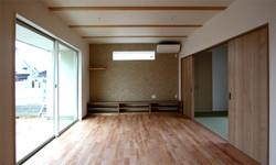 健康と環境に配慮して家相を重視した家