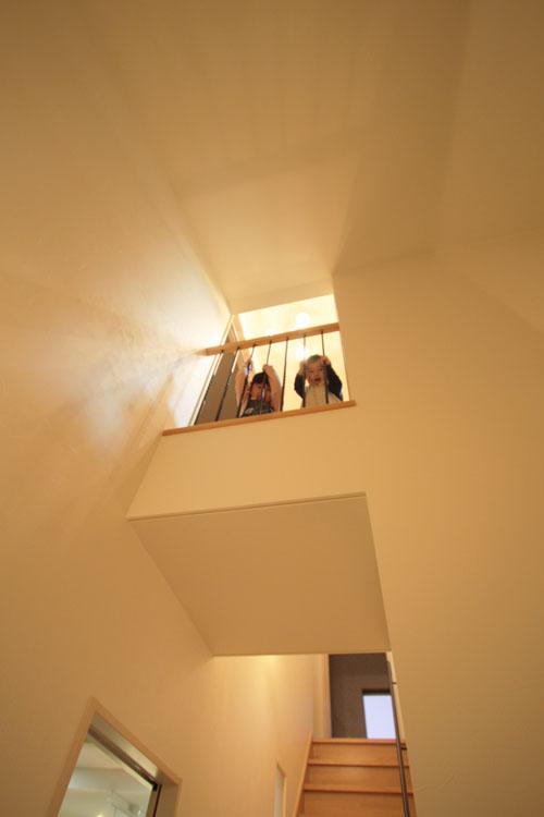 「暮らすこと」を第一に考えた、家族が「つながる」居心地の良い家