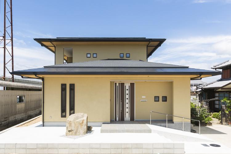 美しさと機能をデザインした永く住む家