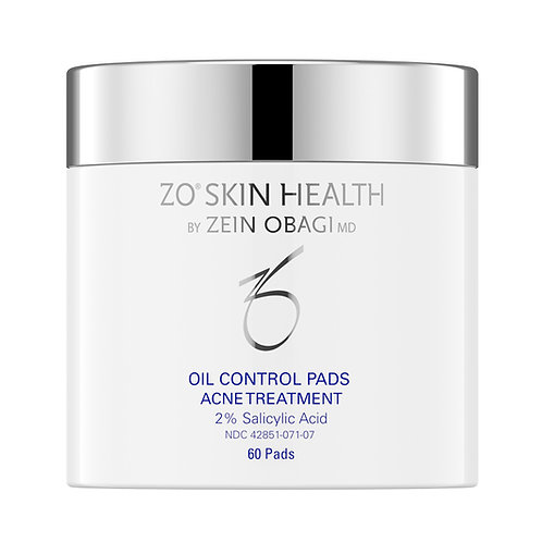 ZO Oil Control Pads Acne Treatment