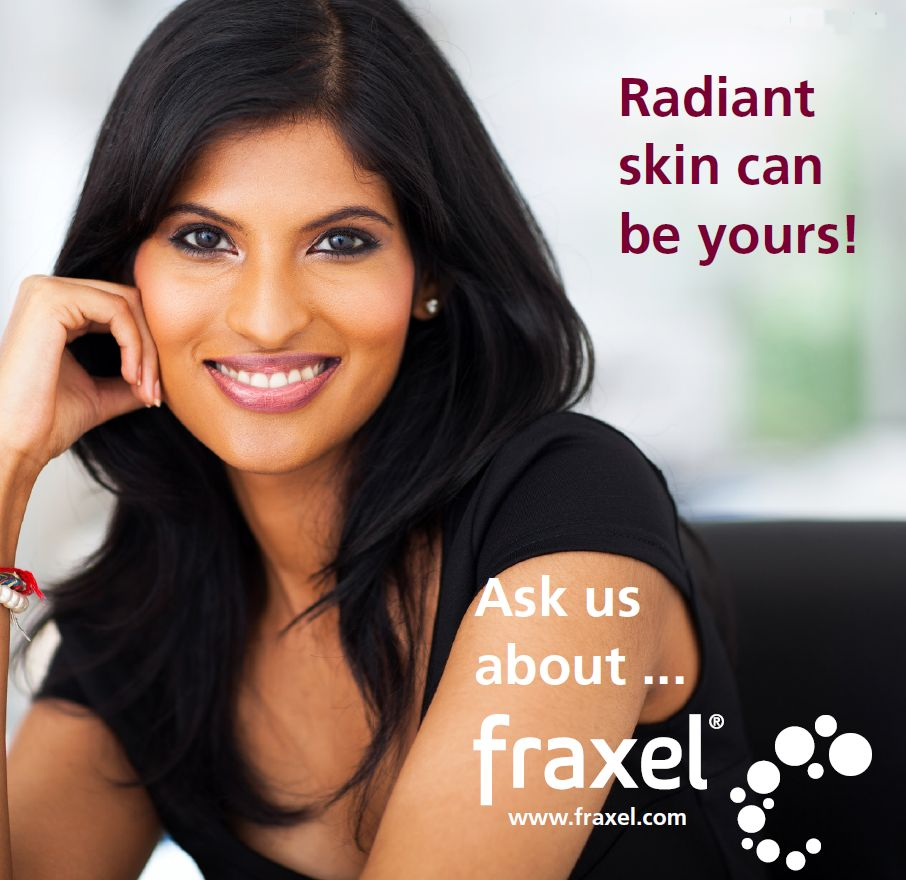 Fraxel Laser Skin Resurfacing