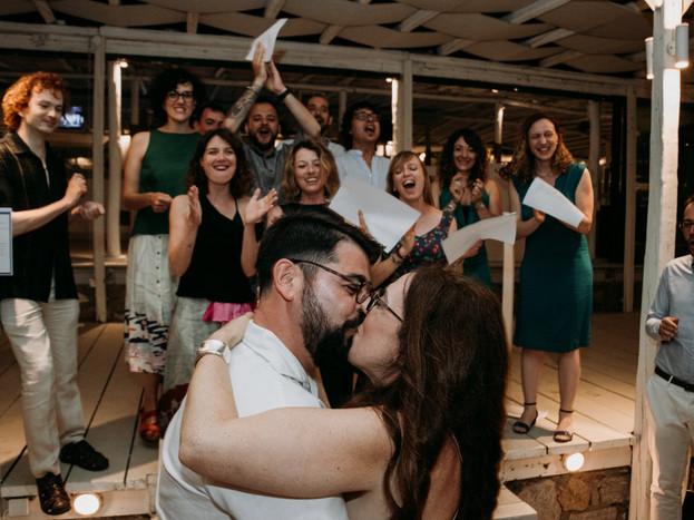 Dimitris & Rossella / Day #2
