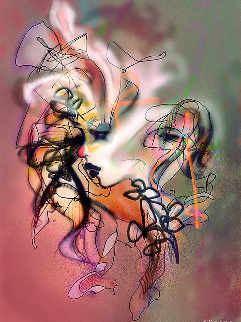 Canvas Print - Unravel
