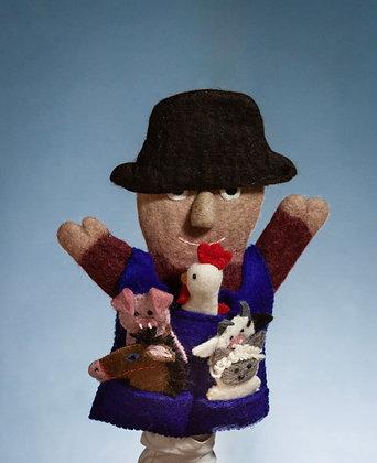 Old MacDonald Puppet