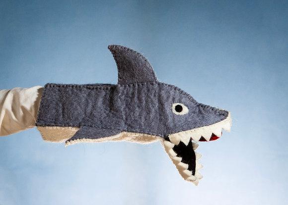 Baby Shark Hand Puppet