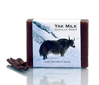 Yak Milk Vanilla Soap