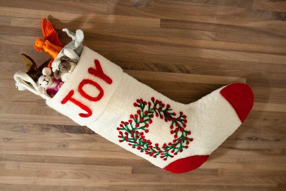 Joy Stocking
