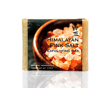 Himalayan Pink Sea Salt Soap