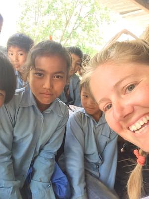 Clarcie Teaches English