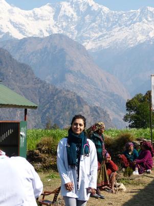 Jharlang Health Camp