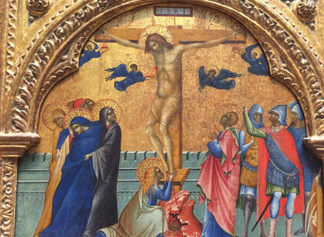 """Good Friday and the """"Passus"""" of the Gospel"""