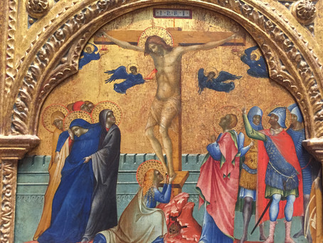 "Good Friday and the ""Passus"" of the Gospel"