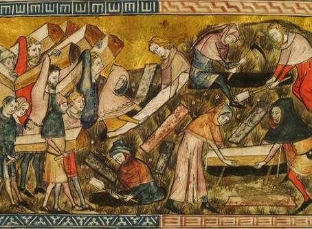 Amid the flood of mortal ills