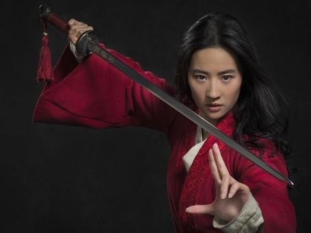 The Patterns Mulan Wove: History of Mulan Pt. II