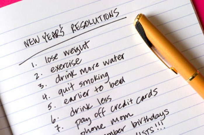 Why New Year\'s Resolutions Don\'t Work   The Blue and Gold   SMU ...