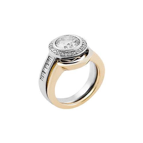 Layla Interlock Jacket for Diamond Ring