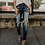 Thumbnail: Boyfriend Hole Ripped Jeans Women  Cool Denim Vintage Skinny  High Waist