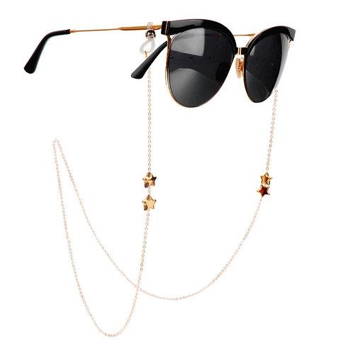 Star Glasses & Mask Chain