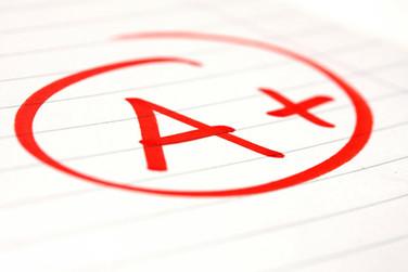 Grades| Are you making the grade?