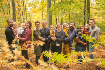 Familieportret - herfstshoot in Buggenho