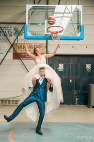 Fotoshoot huwelijk Baasrode