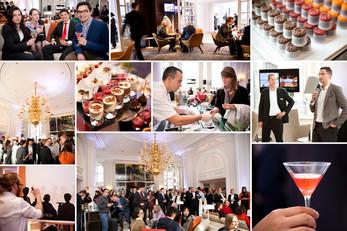 Opening nieuwe HUB @ Le Méridien Brussels