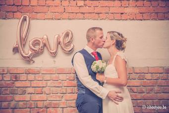 Huwelijksfotografie Wichelen
