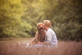 Portret met je huisdier