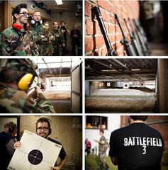 Battlefield 3 Press Release