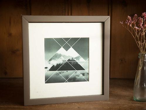 Fotobox taupe 20x20cm
