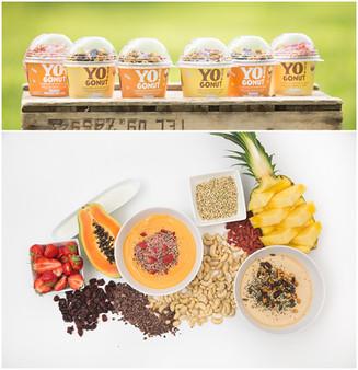 Yogonut productshoot