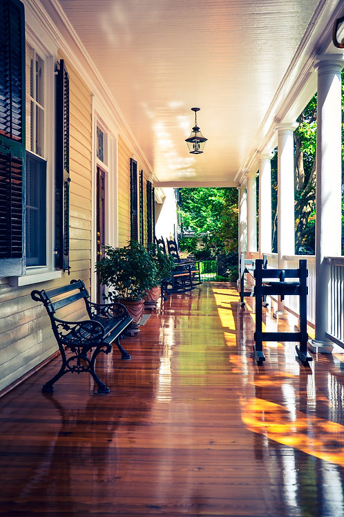 Southern Living in Charleston, SC