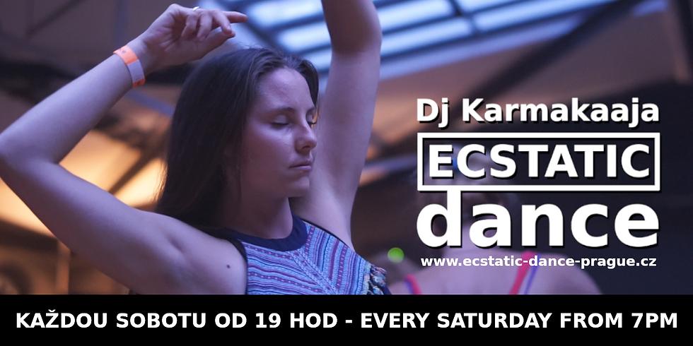 Dj Karmakaaja Ecstatic Dance 10.10. - Praha (Zrušeno)