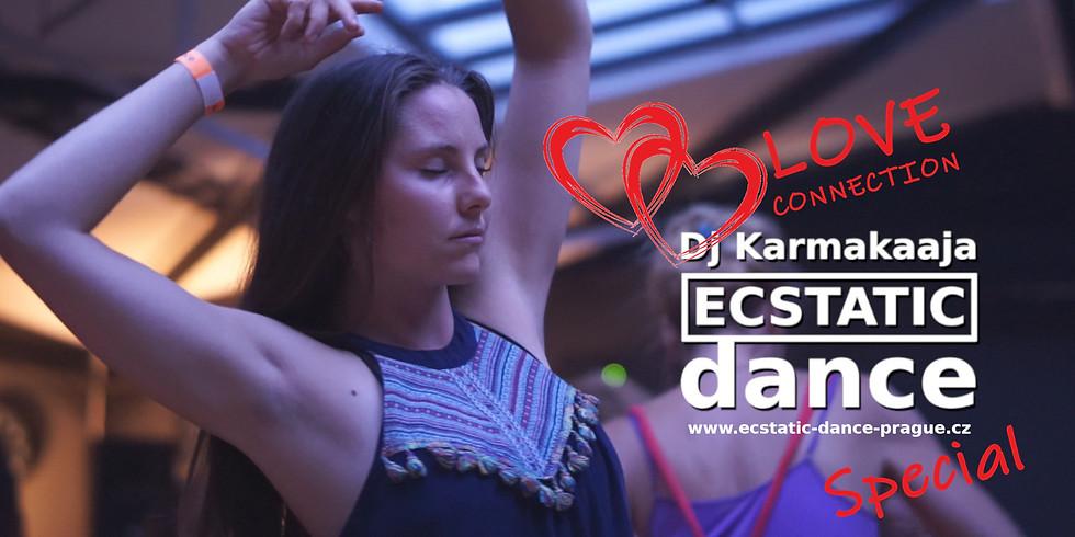 Dj Karmakaaja Ecstatic Dance Special - Love Connection | 13.2. - Praha (Venio)