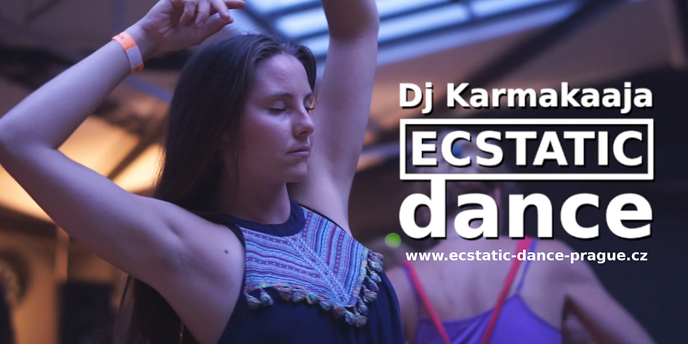 Dj Karmakaaja Ecstatic Dance 7.5. - Praha (Golden Temple)